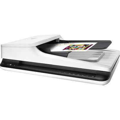 HP Scanjet Pro 2500 f1 Document Scanner image 1