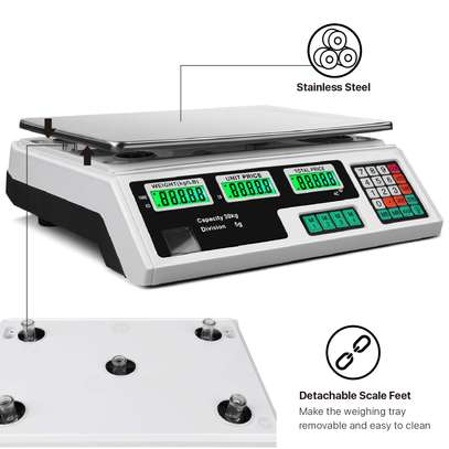Price Computing Scale 30kg