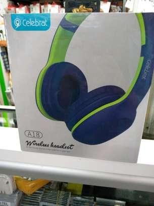 A 18 Celebrat headphones image 1