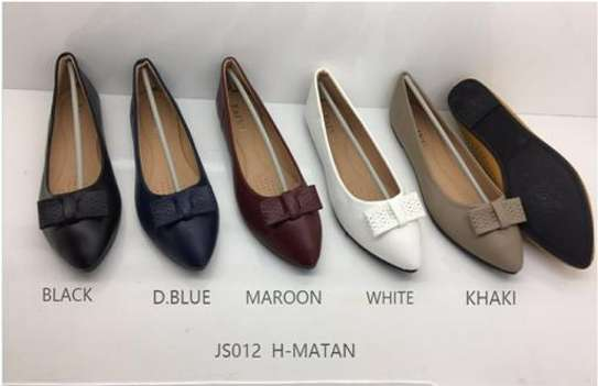 Classic Knot Pointed Pumps