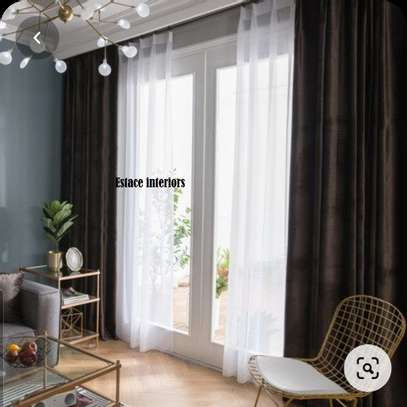 CURTAINS AND SHEERS image 8