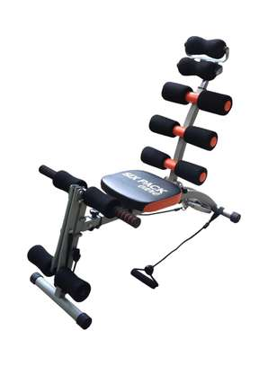 Six Pack Care Home Sports Machine image 1