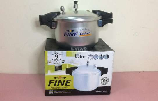 Pressure Cooker Europe Quality 9 Litres image 2