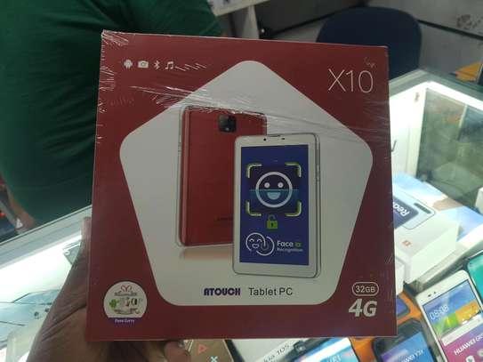 X10 Tablet 32 gb + 3gb image 1