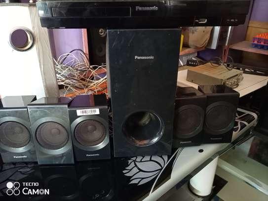 Panasonic home theater system image 6