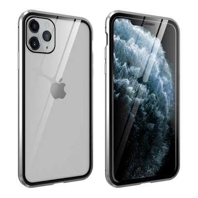 Magnetic Double-sided 360 Full Protection Glass Case for iPhone 11/11 Pro 11 Pro Max image 13