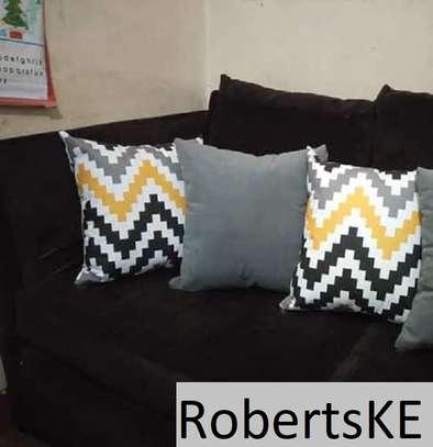 durable unique throw pillow image 1