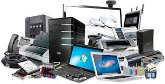 Laptop and Desktop Computers Repair