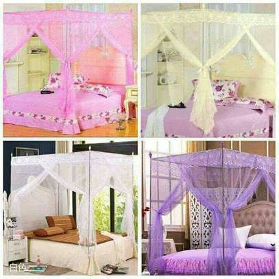 Strong 4 Stand Mosquito Net