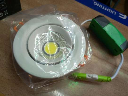 Led downlighter 7watts image 2