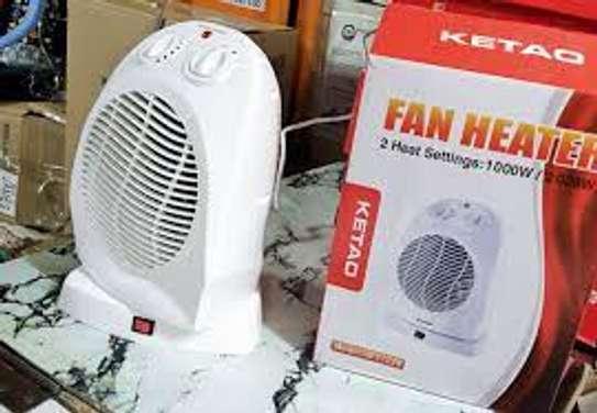 Rotating Fan Heater image 3