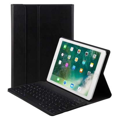 Smart Detachable Wireless bluetooth Keyboard Tablet Case For iPad Pro 10.5 inches image 1
