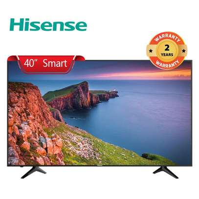 40A60KEN , 40″Hisense smart digital frameless . image 1