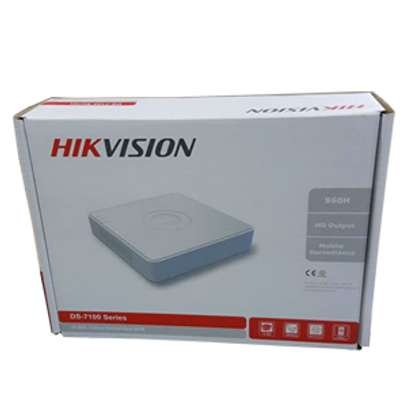 4 Channel HIKVISION Turbo HD Upto 1080P DVR Machine image 1