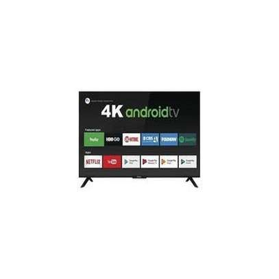 """EEFA 55"""" 4K UHD ANDROID TV,WI-FI,NETFLIX,YOUTUBE,PLAYSTORE- D55N218US image 1"""