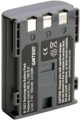 Canon NB-2LH Rechargeable Lithium-Ion Battery Pack image 3