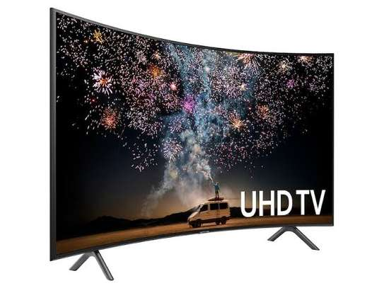 Samsung 55 inches Curved Smart 55TU8300 Digital UHD-4K TVs image 1