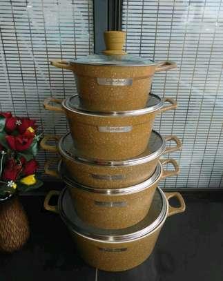 10 pcs dimomd cookware set image 1