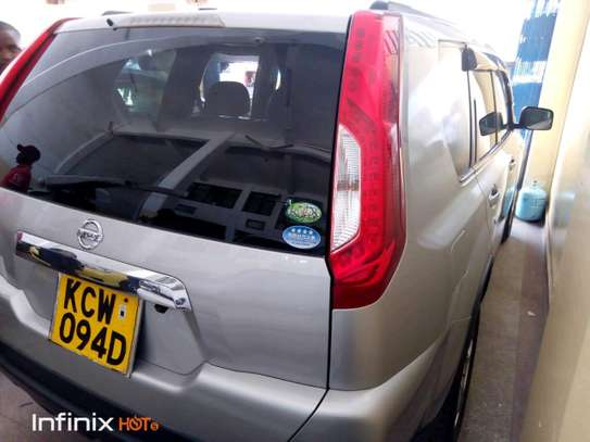 Nissan X-trail for Hire image 5