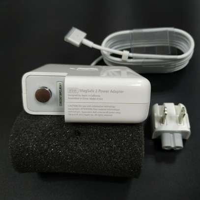 MagSafe 2 Power Adapter Charger MacBook Pro Retina 15'' A1424 A1435 T-tip image 3