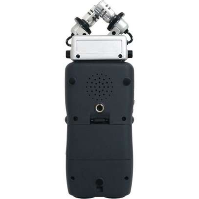 Zoom H5 4-Input / 4-Track Portable Handy Recorder with Interchangeable X/Y Mic Capsule image 3