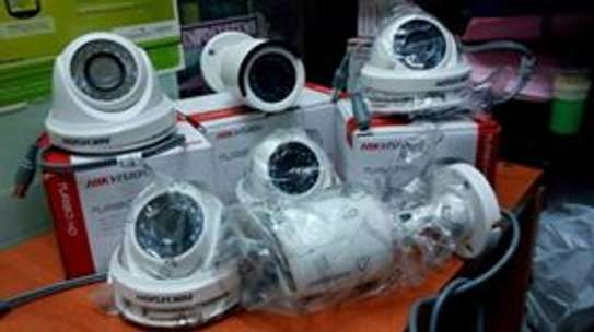 4 cctvs cameras package