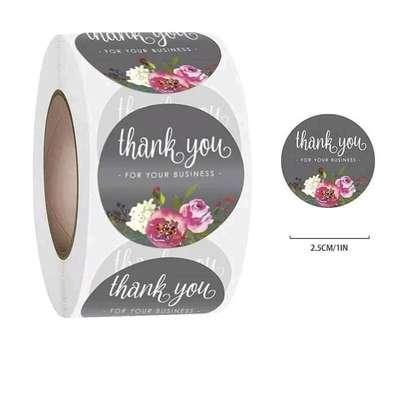 Appreciation stickers 500pcs image 3