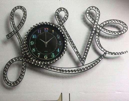 Love clock image 1