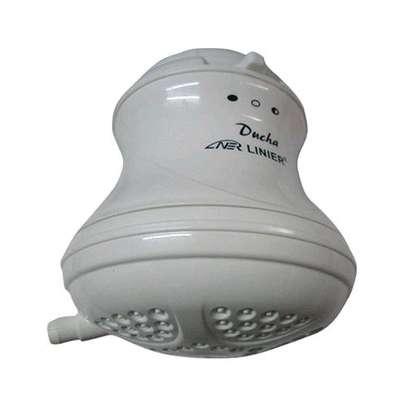Linier Instant Heater - Hot Shower White image 2