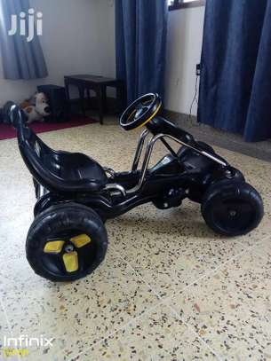 GO CART electric baby car image 2