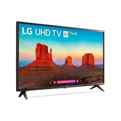 "LG UK6300 43"" Smart UHD 4K LED TV - HDR - Black"