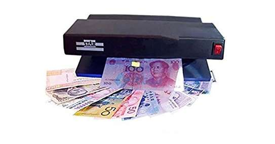Star  Money Detector / Fake money detector -Black