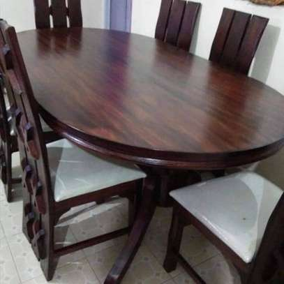 8 Seater Dining Table image 2