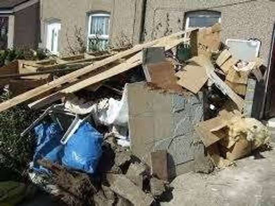 Rubble Removal, House Demolition and Rubbish Collection and Site Clearance Services