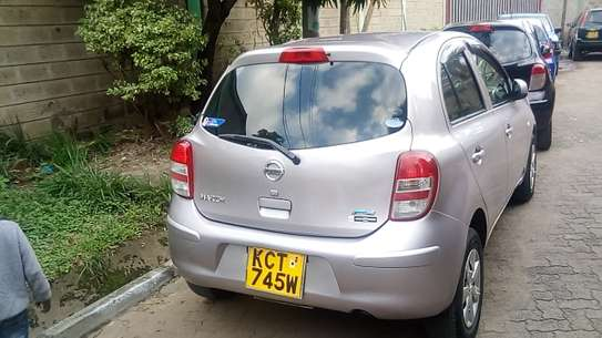 Nissan March - KCT 745W. image 4