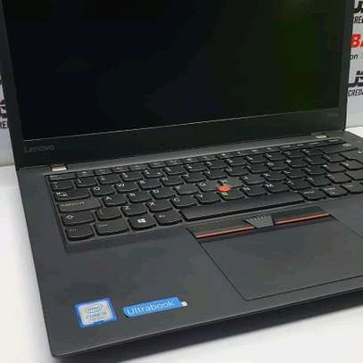 Lenovo Thinkpad t470s/Core i5/7th gen/8gb/256gb ssd image 2