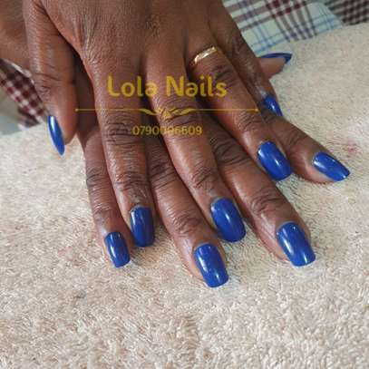 Home Service Manicure, Pedicure, Acrylics and Hairdressing image 9