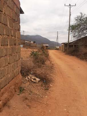 Commercial Plot for Lease - Namanga Town image 1