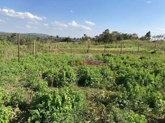 0.05 ha land for sale in Kikuyu Town image 6