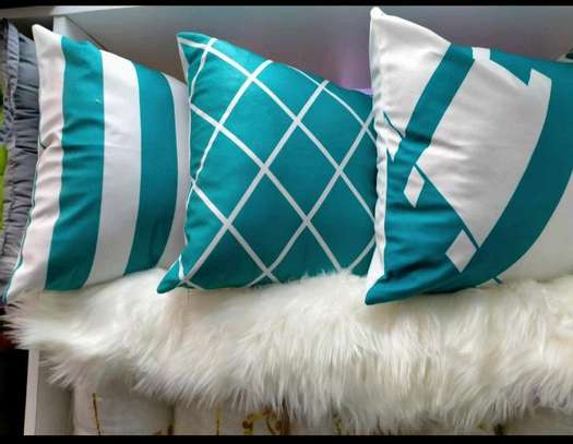 IMPORT THROWPILLOWS AND CASES image 1
