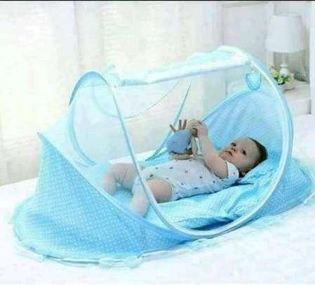 Sleeping baby net image 2