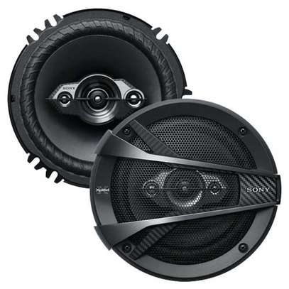 Sony Xs-Xb1651 6 Inch Door Speakers 350w With Extra Bass image 1