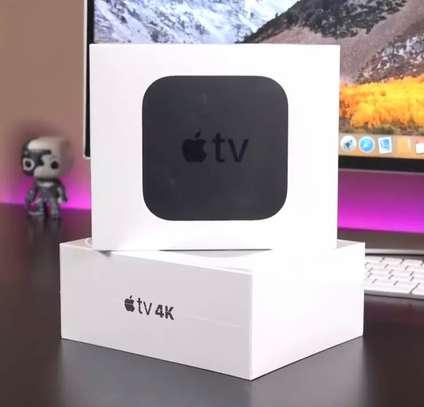 Apple TV (5th Generation) 4K 32GB HD Media Streamer - New image 1