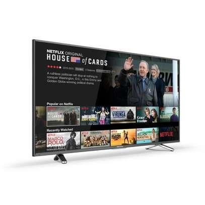 LG 43'' FULL HD HDR SMART TV, WI-FI, NETFLIX, HDR LM6300PVB-Black image 1