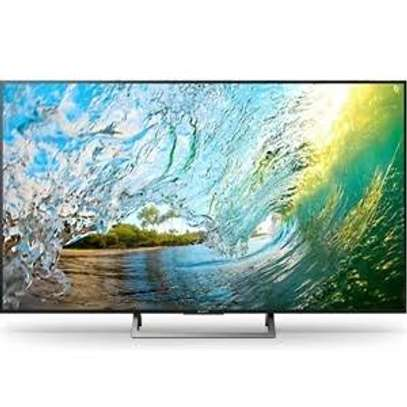 Sony 75 inches Smart UHD-4K Android Digital TVs 75X8000H image 1