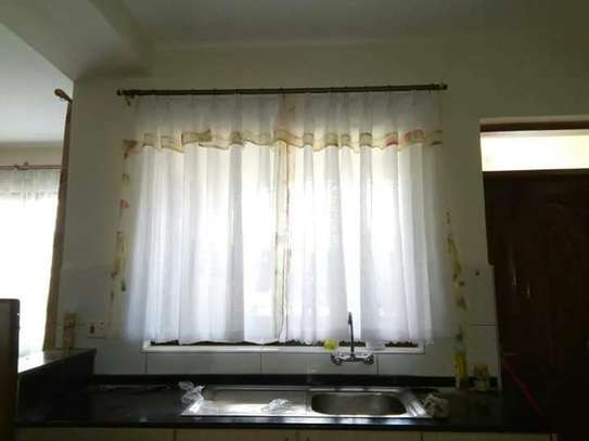 Home Kitchen curtains image 9