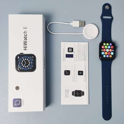 2021 NEW smart watch T500 pro 1.75 Inch Screen Series6 Hiwatch EGM Reloj Heart Rate Blood Pressure Monitor smartwatch image 5