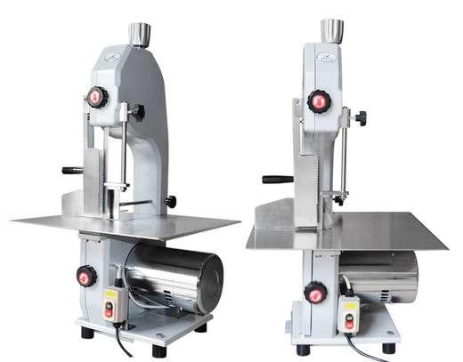 Electric machine for cutting meat, chicken, pork, bone, saw, price, meat bone cutter image 1