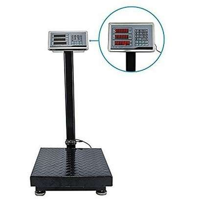 HIGH QUALITY DIGITAL weighing scale 300KG image 1