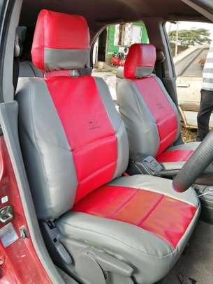 Puffy car seat covers image 6
